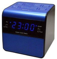 Techno Line TechnoLine WT 463 Radiowecker - blau