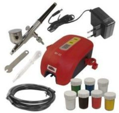 MAUK Airbrush Set