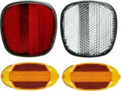 Rode Herrmans Reflector Set Er-11 Geel + Fr-7 + Br-7