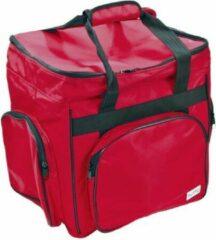 Tutto overlock/accessoires tas, rood