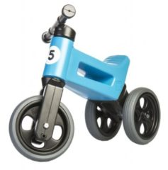 Funny Wheels Rider Sport Cool Loopfiets - Loopfiets - Jongens en meisjes - Blauw