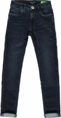 Blauwe Cars slim fit jeans Burgo blue black