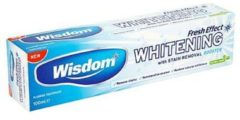 2 X Wisdom Sensitive Whitening 100ml