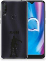 B2Ctelecom Smartphone hoesje Alcatel 1S (2020) Telefoontas Floss Fortnite