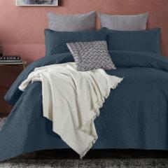 Blauwe DreamHouse Bedding Bedsprei Baltimore - Navy