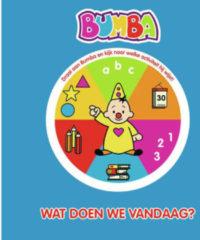Studio 100 Bumba Interactief Boek: Wat Doen We Vandaag?