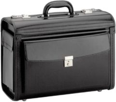 Business & Travel Pilotenkoffer 46 cm D&N schwarz