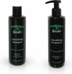 Binahi Smoothing shampoo en behandeling ( kit )