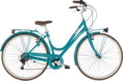 28 Zoll Damen City Fahrrad 7 Gang Alpina... violett