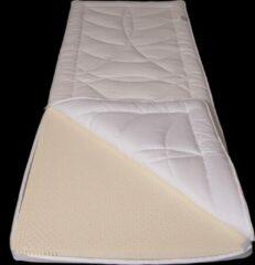 Witte CorrectSlapen Top matras 90x210 Talalay Latex antiallergisch