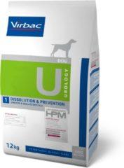 VIRBAC HPM canine dissolution/prevention struvite & oxalate crystals U1 3KG