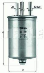 FORD Brandstoffilter