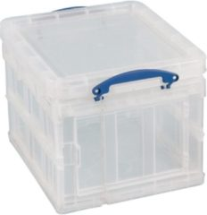 Really Useful Boxes hangmappenkoffer 35 l, voor 20 volle hangmappen ft A4 uitgevouwen: ft 480 x 390 x ...