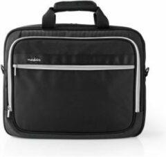 Grijze Nedis Notebook-Tas   17 - 18   Riem dragen   10 Compartimenten   125 mm   320 mm   420 mm   Polyester