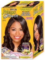 Merkloos / Sans marque PROFECTIV MEGA GROWTH ANTI-DAMAGE NO-LYE RELAXER SUPER STRENGHT