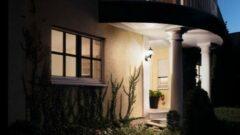 Steinel L 15 617813 Buitenlamp met bewegingsmelder (wand) Spaarlamp, LED E27 60 W Zwart