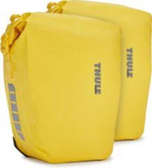 Thule - Thule Shield Pannier 25 Pair - Bagagedragertas maat 25 l, oranje/geel