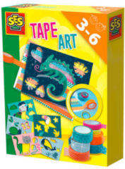 SES Creative tape art 20 x 15 cm multicolor