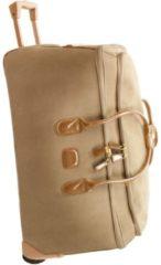 Life Rollenreisetasche 55 cm Bric's camel