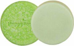 HappySoaps SET Shampoo & Conditioner Bar groen Tea (2 stuks)