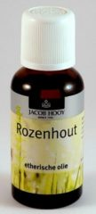 Jacob Hooy Rozehout - 30 ml - Etherische Olie
