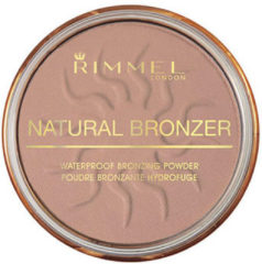 Rimmel London Rimmel Natural Bronzing : 026 - Sun Kissed - Bronzingpoeder (Ex)