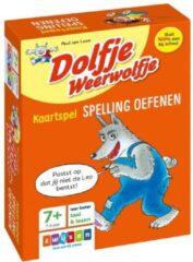 Ons Magazijn Dolfje Weerwolfje - Kaartspel Spelling oefenen