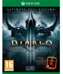 Blizzard Diablo III (3): Reaper of Souls (Ultimate Evil Edition) Xbox One (87184EM)
