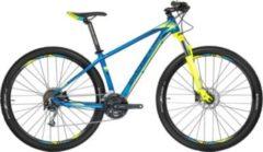 29 Zoll Herren Mountainbike 27 Gang Shockblaze... blau, 40cm