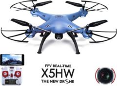Syma X5HW - RC Quadcopter - Blauw