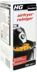 Witte HG airfryer reiniger 250ml - Veilig schoonmaken - Inclusief kwastje