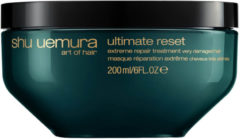 Shu Uemura - Ultimate Reset - Extreme Repair Treatment for Very Damaged Hair - 200 ml