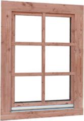 Woodvision Douglasvision | Prestige | 84,4 x 120,4 cm- | Draai/kiep raam