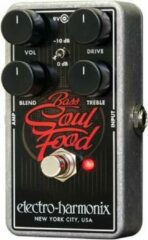 Electro Harmonix Bass Soul Food bas distortion/fuzz/overdrive pedaal