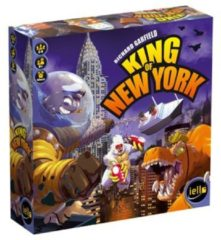 Asmodee King of New York - Bordspel - Engelstalig