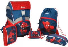 Sammies by Samsonite Ergonomic Schulranzen-Set 5-tlg Marvel Spiderman Sammies by Samsonite 11 spiderman hero