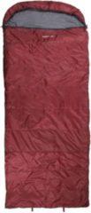 10-T Outdoor Equipment 10T Schlafsack Kodiak -21° warm weich 2650g leicht XXL Deckenschlafsack 235x100 Rot