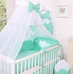 Groene My Sweet Baby Sluier Chic Voile Mint