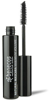 Afbeelding van Benecos Natural Mascara Maximum Volume 8 ml - Deep Black