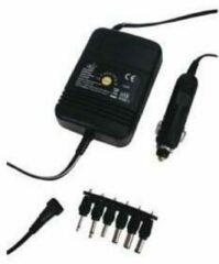 Zwarte P. sup. car10-hq Universele Auto Dc Adapter