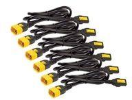 APC Stromkabel - Power Cord Kit - C13 zu C14 AP8704S-WW