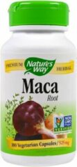 Natures way Maca Root 525 mg 100 Capsules - Nature's Way