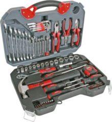Perel hochwertiger Werkzeugsatz 78-tlg.