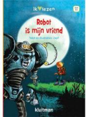 Ons Magazijn Robot is mijn vriend