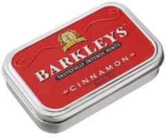 Barkleys Classic mints cinnamon 50 Gram