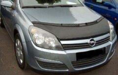 Universeel Motorkapsteenslaghoes Opel Astra H GTC/5 deurs 2004-2008 zwart