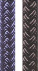 Marineblauwe LANEX Laguna dubbel gevlochten touw 14 mm 10 meter