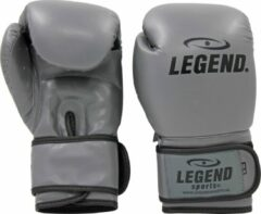 Legend Sports Bokshandschoenen LegendClima & Protect Grijs 12 oz