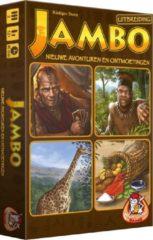 White Goblin Games Jambo Uitbreiding - Nieuwe Avonturen en Ontmoetingen