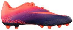 Fußballschuhe Jr Hypervenom Phelon II AG-Pro mit gespaltener Schuhzunge 856460-845 Nike Total Crimson/Obsidian-Vivid Purple
